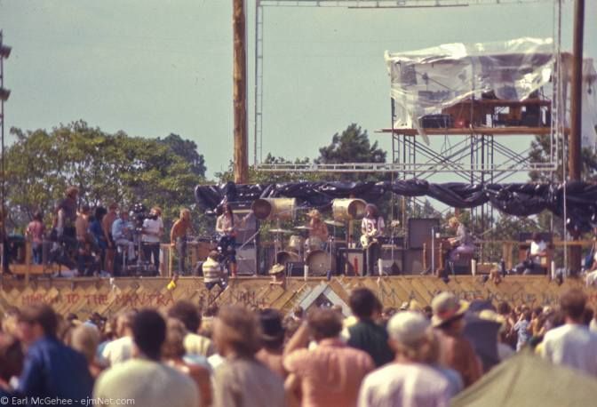 Second Atlanta Pop Festival, 1970