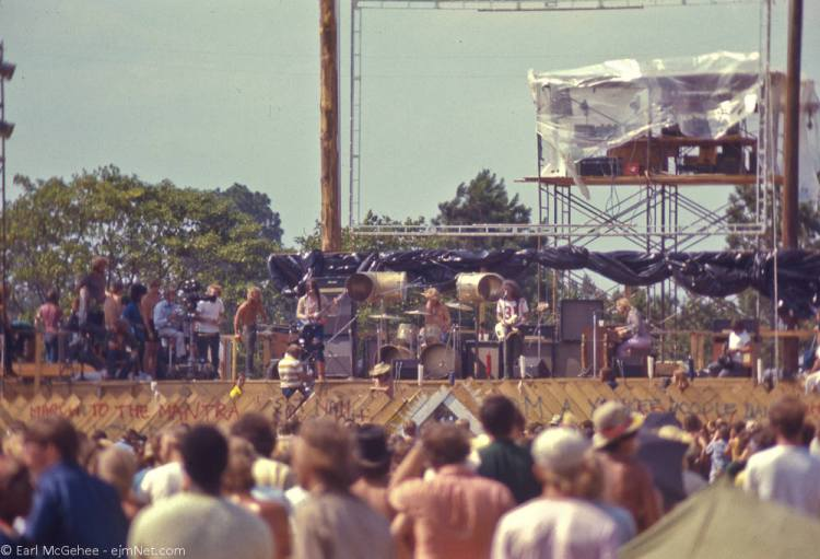 Second Atlanta Pop Festival, 1970