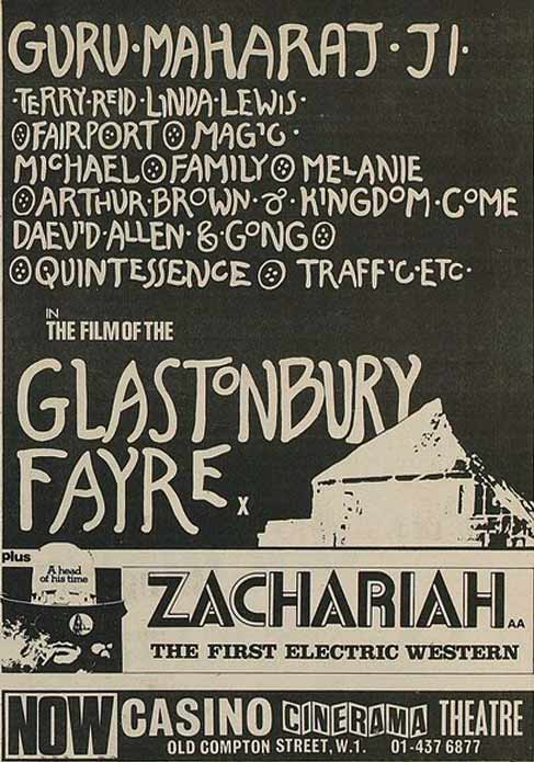 glasto-71-film-advert