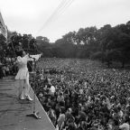 Festival Friday: The Stones in Hyde Park 1969