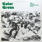 Color Green – s/t